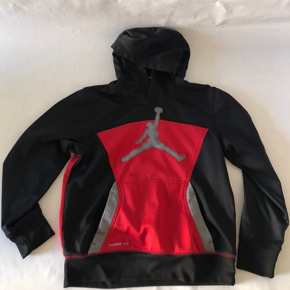 89072f26e8d6 Jordan Other - Nike Air Jordan Boys  Therma-Fit Hoodie M 10 12yr
